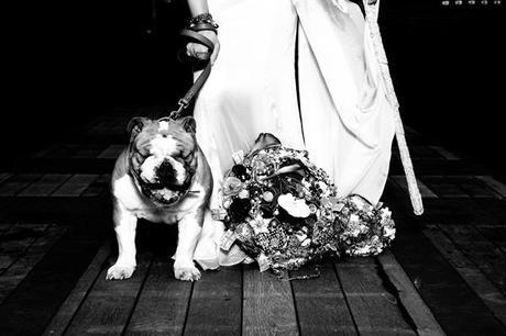 alternative bridal inspiration shoot on English Wedding Blog
