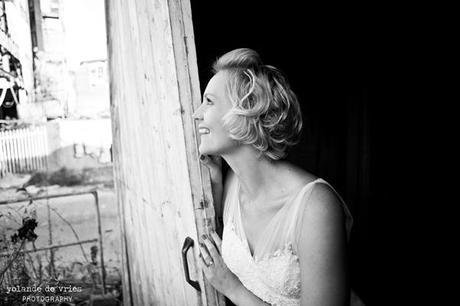 Fearless Bridal creative shoot by Yolande De Vries
