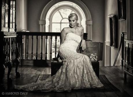 Iscoyd Park wedding venue inspiration shoot by Ashford Daly Photography