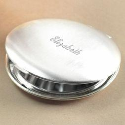 personalized compact, monogrammed compact, bridesmaids gift ideas, bridesmaids gifts
