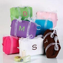 Birdesmaids monogrammed bags, bridesmaids gifts, monogrammed bag, birdesmaid