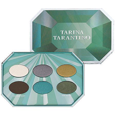 Eye Shadow : Eye Shadow Palettes: Tarina Tarantino Emerald Pretty Eyeshadow Palette