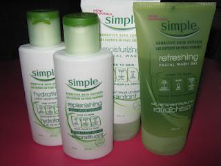 Review - Simple Skincare