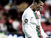Eyes Cristiano Ronaldo Portugal Take Spain Euro 2012 Semi-final