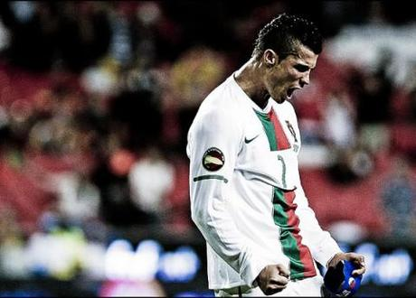 All eyes on Cristiano Ronaldo as Portugal take on Spain in the Euro 2012 semi-final