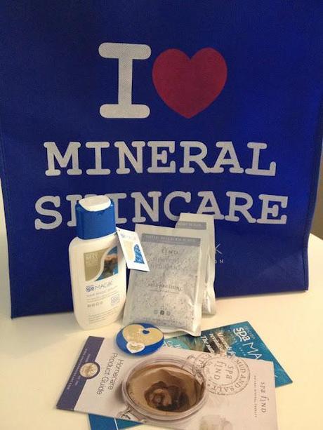 Review: Spa Magik Mineral Bodycare