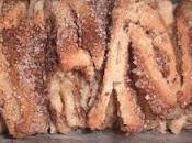 Cinnamon Sugar Pull Apart Bread