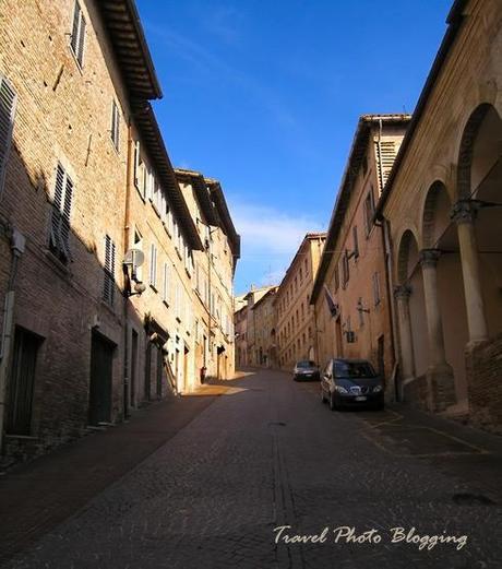 Wordless Wednesday: Streets of Urbino