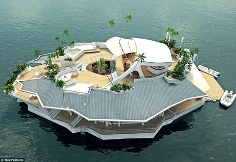 Osros Floating Island