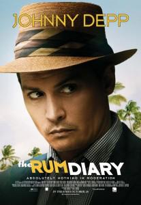 Review #3567: The Rum Diary (2011)
