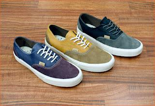 Deliciously Vans:  Vans Era Decon Summer 2012 Sneakers