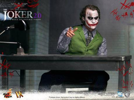 Hot Toys: DX Series – The Joker 2.0 Collectible Figure