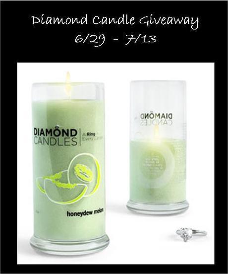 Diamond Candle Blogger Opp
