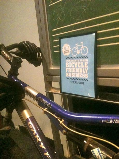 bike friendly busines award