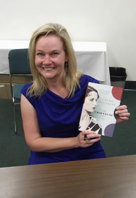 Cool pic of the day: Laura Morairty, author of The Chaperone