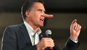 30 lies in seven days… Romney beats his record!