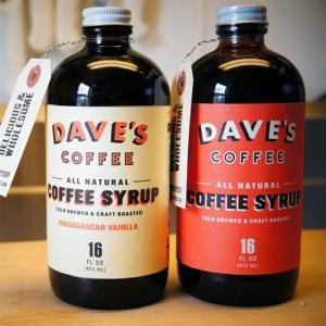 The Coffee Sirup Schizophrenia