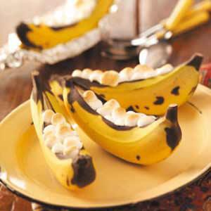 All About The Packaging: Banana Boats