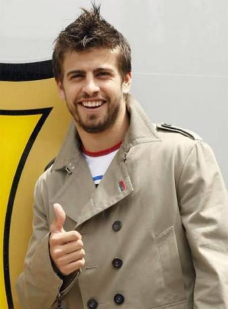 EURO 12 Eye Candy Footballer: Gerard Pique