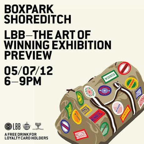 Let's Be Brief 'The Art Of Winning' Exhibition