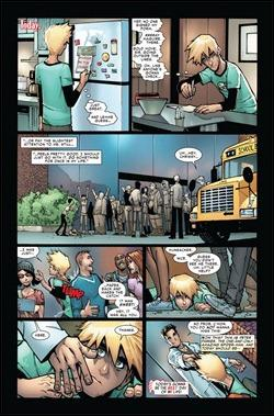 Amazing Spider-Man #692 Preview 3