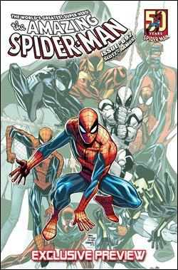 Amazing Spider-Man #692 Cover