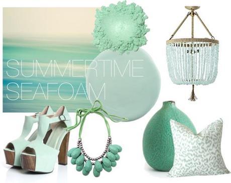 Summertime Seafoam