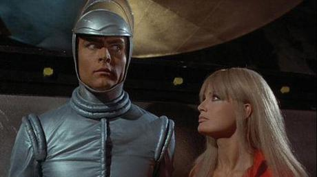 Movie of the Day – Danger: Diabolik!