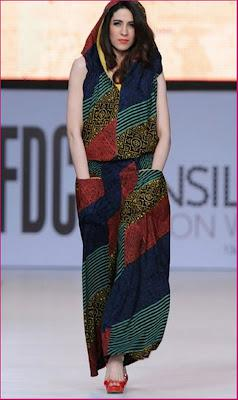 Fnk Asia Exclusive Collection At PFDC Sunsilk Fashion 2012