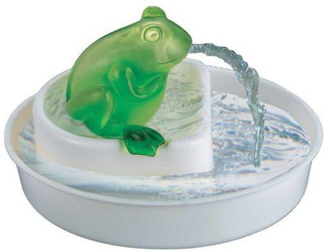 Frog Watering Hole Fountain