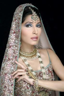Pakistani Model-Turned Fashion Designer Vaneeza Ahmad Ali