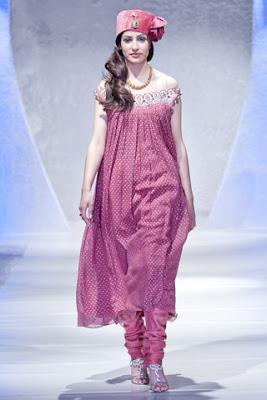 Nauman Arfeen at Pakistan Fashion Week London 2012 Day 2