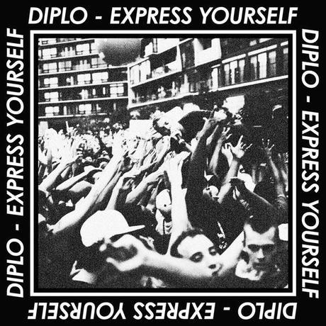 STREAM : Diplo - Express Yourself EP