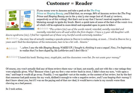 Authors Behaving #9