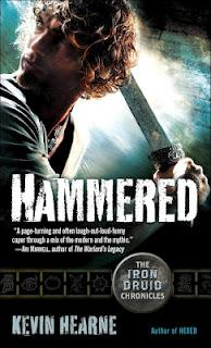 Review: Hammered (Audiobook)