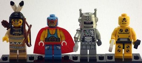The 21 Greatest Lego Collectible Minifigures