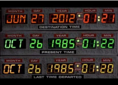 Hoax image for Back to the Future