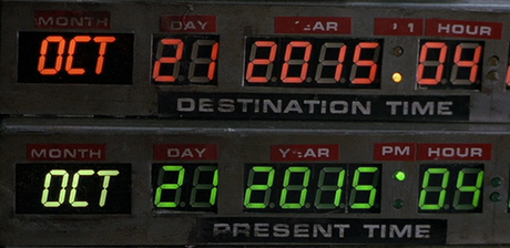 Back to the Future hoax bamboozles internet AGAIN