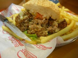 Buddies Burger Challenge