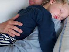 Getting Enough Sleep Parent Well