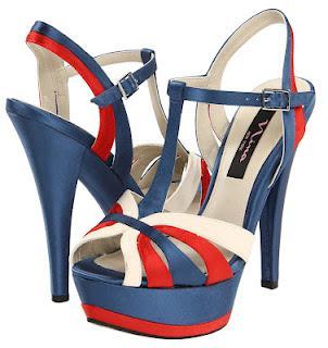 Shoe of the Day   Nina Pachita Sandals