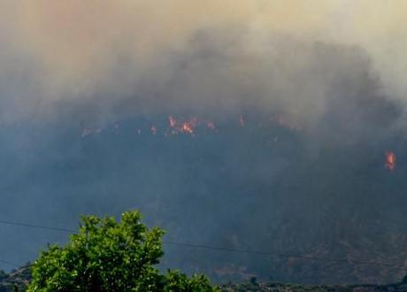 The Waldo Canyon forest fire is growing in size as experts predict more