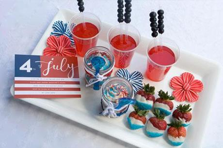 Fourth of July Fun Tray