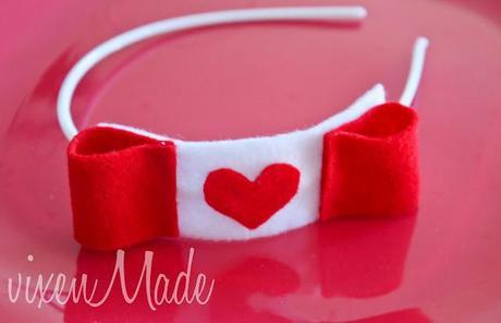 Canada Love Headband