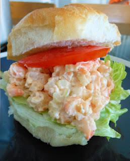 Low Country Shrimp Salad