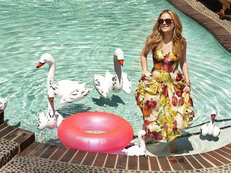 Anna Paquin in Redbook Magazine