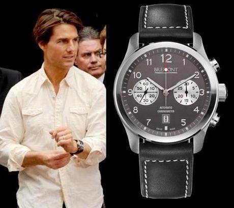 Tom Cruise wearing Bremonts