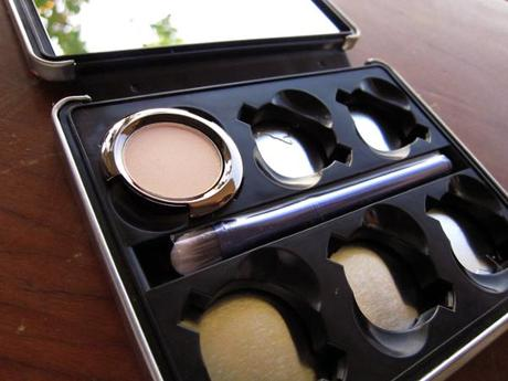 My Urban Decay Build Your Own Palette – Pt.1 The Case itself and the Case at hand