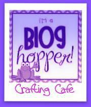 Facebook group Crafting Cafe's first blog hop this Sunday :0)