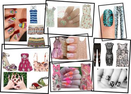 Nail Art/ Fashion trends